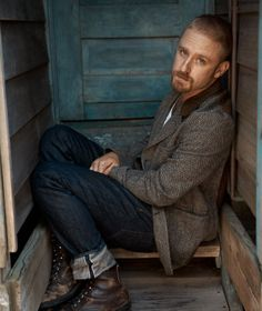 Ben Foster- In my opinion, one of the most undervalued, talented, and diverse actors in Hollywood, right next to Gary Oldman
