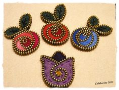 Mini broches | Flickr - Photo Sharing!