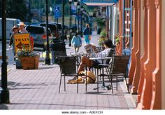 Sidewalk Cafe, Patio, Urban, Outdoor Decor, Home Decor, Plunge Pool, Terrace, Decoration Home, Room Decor