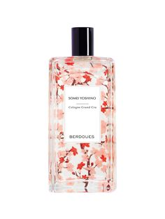 Somei Yoshino by Berdoues: Collection Grands Cru. Sweet cherry blossom.