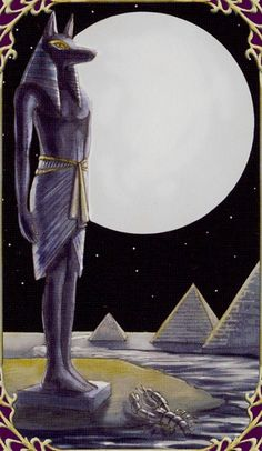 The Moon - Sensual Wicca Tarot