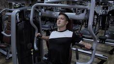 Комплекс упражнений для груди, трицепса и передней дельты