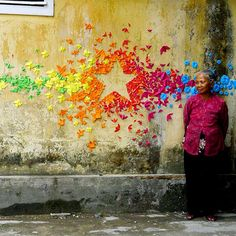 Origami et Street-Art / Part.2 !