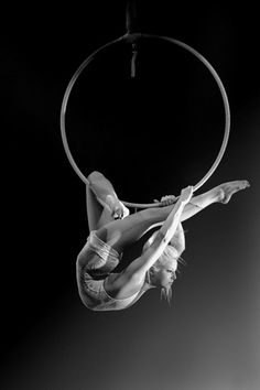 When (if) I'm ever in cirque du sole... Or not I need to be able to do this kind of contortion