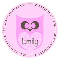 owl cupcake topper by cindyhamiltondesign on Etsy, $6.00