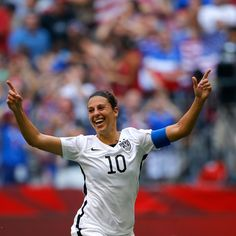 10 Inspiring Quotes From the Members of the U.S. Women's Soccer Team