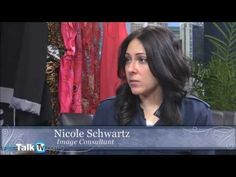 Nicole Schwartz, Image Consultant, with Janette Burke on I'm Every Woman TV