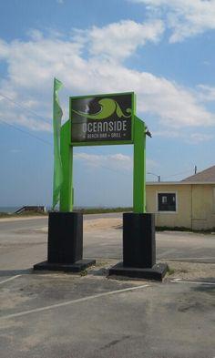 Oceanside Grill, Flagler Beach FL