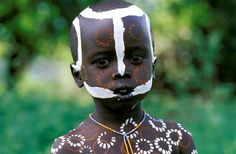 Surma Tribe Ethiopia, one of many amazing photos by Marco Paoluzzo