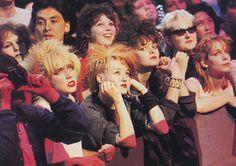 David Bowie fans