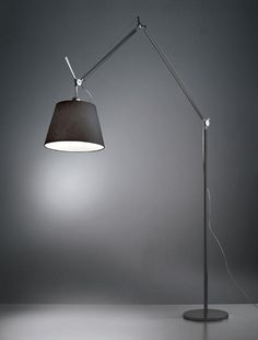 #Artemide Stehleuchte Tolomeo Mega | Hersteller Artemide Designer Michele De Lucchi | Giancarlo Fassina | Entwurfsjahr 2002 laluce Licht&Design Chur