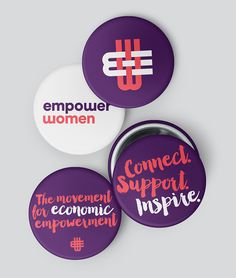 New Name, Logo, and Identity for Empower Women by Ultravirgo