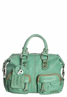 Love the color and the style.  A great bag for style and function.