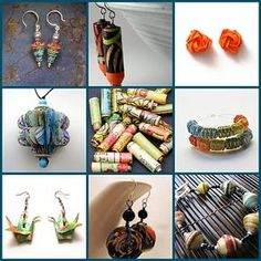 not really a tutorial for paper beads but cool website