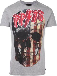 PHILIPP PLEIN 'Philipp Tour' T-Shirt. #philippplein #cloth #t-shirt