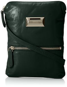 f3b618f243 Latico Leathers Dora Cross Body Bag Genuine Authentic Luxury Leather