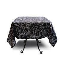 Spider Web Cotton Tablecloth