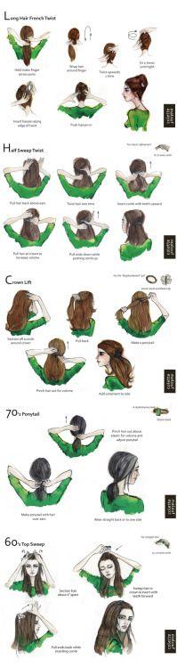 10 Summer Hairstyles - Part 2Via