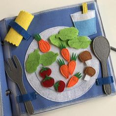 This handmade quiet book is for children, especially for aged 3-6. What is a quiet book? It is a good sensory toy for the kids helping to develop the fine motor and cognitive skills, form and color identification, behavior and mental logic, as well as imagination and to improve