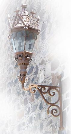 Rustic outdoor lantern made of hammered iron. This Rustica House fixture is available with oxidized finishing, unfinished or painted black. Candle Sconces, Wall Sconces, Rustic Wall Lighting, Outdoor Lantern, How To Make Lanterns, Wall Lights, Ceiling Lights, Hacienda Style, Iron Decor