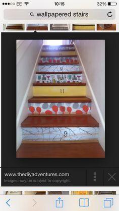 Unusual stairs :)