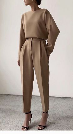- - clothing - Business Outfits for Work Classy Outfits, Chic Outfits, Fashion Outfits, Womens Fashion, Fashion Trends, Workwear Fashion, Fashionable Outfits, Fashion Sets, Office Fashion