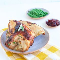 Bone-in turkey breast is delicious and simple to enjoy all year round. Here's an amazing Turkey Breast Brine recipe and how to roast it in the oven. Brine Recipe For Turkey Breast, Roast Turkey Breast, Roasted Turkey, Health And Wellness, Healthy Living, Easy Meals, Pork, Turkey Time, Favorite Recipes