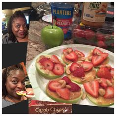 Clean Eating... Thanks JJ Smith, this is delicious... I did add a few carob chips... LOL!!!