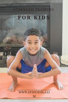 Strength training workouts for kids, when done correctly, offers many benefits to young children and adolescents. Like yoga, strength training has become another one of my favorite non-competitive activities for my children to complete. Strength training can add: Increased muscle strength and endurance. Sports performance improvement. Better cardiorespiratory function. Helps to protect the child's muscles and joints from...