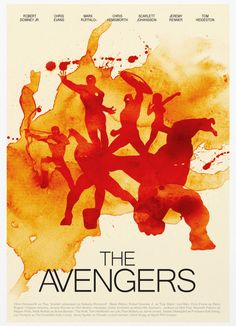 The Avengers - If you're into comics/superheroes whether if it's DC or Marvel, and you haven't seen this. Marvel Dc Comics, Marvel Heroes, Marvel Movies, Marvel Avengers, Avengers 2012, Avengers Cartoon, Marvel Art, Rock Posters, Movie Posters