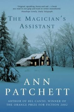 Anything by Ann Patchett is on my list.