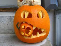 -Halloween-Kürbis-basteln-Idee