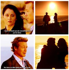 Fire & Brimstone - The Mentalist--- The truth to hide a lie told to protect what is true and real Series Movies, Movies And Tv Shows, Tv Series, Simon Baker, White Collar Quotes, I Love Simon, You're The Worst, Robin Tunney, Patrick Jane