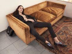 Gucci Pre-Fall 2015 | Alexandra Elizabeth, Julia, Jack & Sabina by Glen Luchford [Full Campaign]
