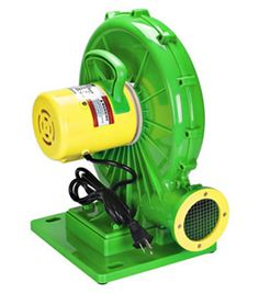 Koala Inflatable Blower - The Kodiak Inflatable Blower is small but mighty. This blower will make quick work of blowing up your 13 x 13 bounce house. Battery Drill, Things That Bounce, Cool Things To Buy, Power Smoothie, Kiddie Pool, Garden Hose, Household, Natural Resources, Puppet