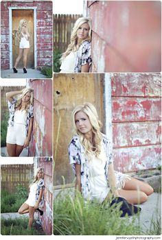White romper and a rustic barn surround this jaw dropping woman barn senior pictures, senior Barn Senior Pictures, Barn Pictures, Senior Photos, Barn Photography, Senior Girl Photography, Country Girl Poses, Senior Portrait Poses, Portrait Ideas, Picture Poses