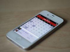 Calender app concept