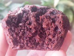 Teljes élet tej és tojás nélkül: Csokis muffin (tej és tojásmentes)
