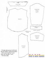 Niel's Doll Room: Ken Doll Clothes Pattern #1