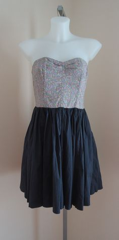 Available @ TrendTrunk.com Maeve Anthopolie Strapless Dress. By Maeve Anthropologie. Only $33.00!