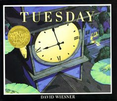 Demonstration Classroom Sharing: Using Wordless Picture Books to Infer