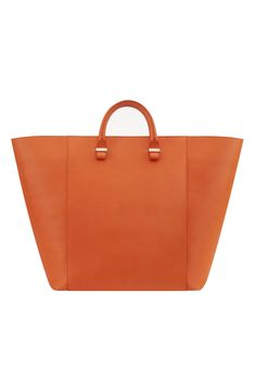 Not allowed to buy any more orange or green, but this may be an exception. Victoria Beckham