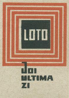 Romanian Matchbox Label Vintage Graphic Design, Graphic Design Posters, Matchbox Art, Type Illustration, Light My Fire, Retro Logos, Vintage Labels, Cool Posters, Prints