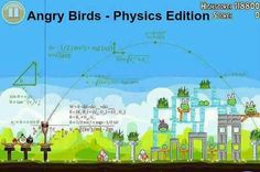 Angry Birds - Physics Edition