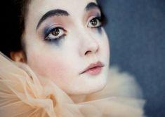Maquillage de Pierrot et Colombine - photo 3 - Ma Folie Des Fêtes