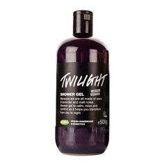 Twilight shower gel - limited edition and online only!
