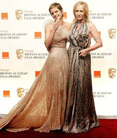 love both of them.. and the dresses!