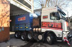 Rivas | Nuestra flota Volvo 520HP