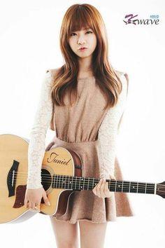 Juniel - K Wave Magazine January Issue 2013