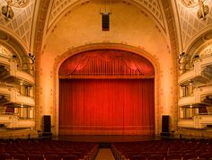 The Howard Gilman Opera house provides a breathtaking first-impression for audiences plus state-of-the-art tech and facilities and a staff known for its cooperation and capability to meet production needs. Big Night, Concert Hall, Opera House, Theatres, World, Houses, News, Homes, The World